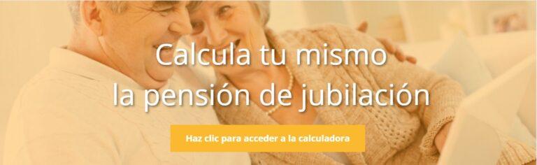 calculadora pensión jubilacion
