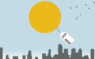 """PSOE y C's se unen al sector fotovoltaico para acabar con el """"impuesto al sol"""""""