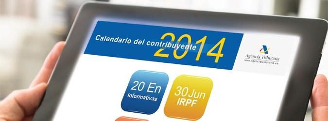 Novedades web AEAT: Simulador IRPF 2014