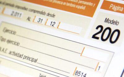 Las Sociedades civiles estarán sujetas al Impuesto de Sociedades desde enero de 2016