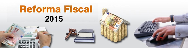 Modificaciones tributarias introducidas por el Real Decreto-Ley 1/2015, de 27 de febrero