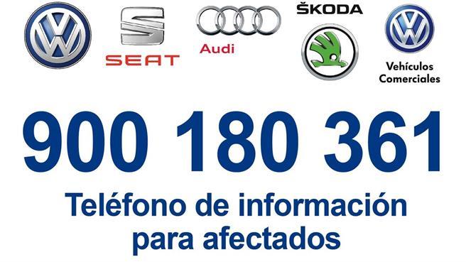 Nuevo comunicado de Volkswagen, ponen en marcha un plan de acción para informar a los afectados por el fraude