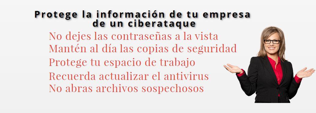 ¿Está en riesgo la información de tu empresa?