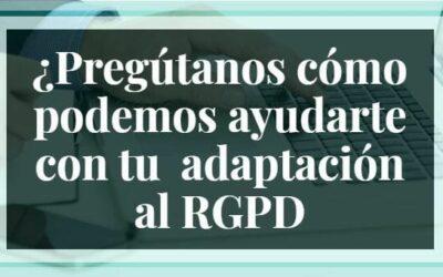 Medidas necesarias para adaptar mi empresa al RGPD